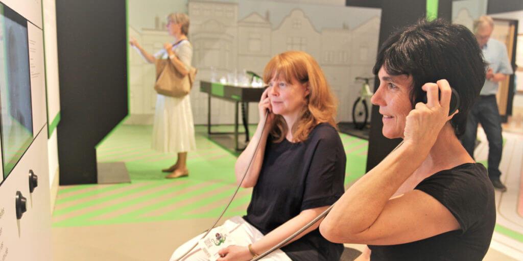 Der mobile Mensch Ausstellungsrundgang für Interessierte