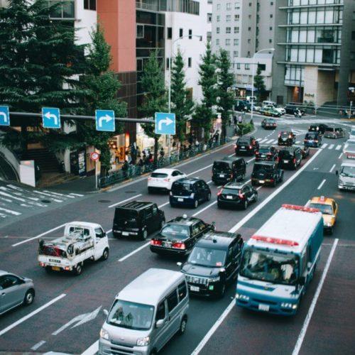 Der mobile Mensch Kurioser Carsharing Trend in Japan