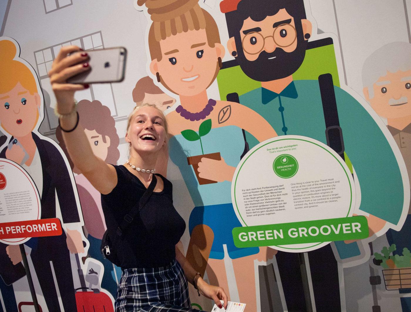 Universum Bremen Der mobile Mensch Mobilitaetscharaktere