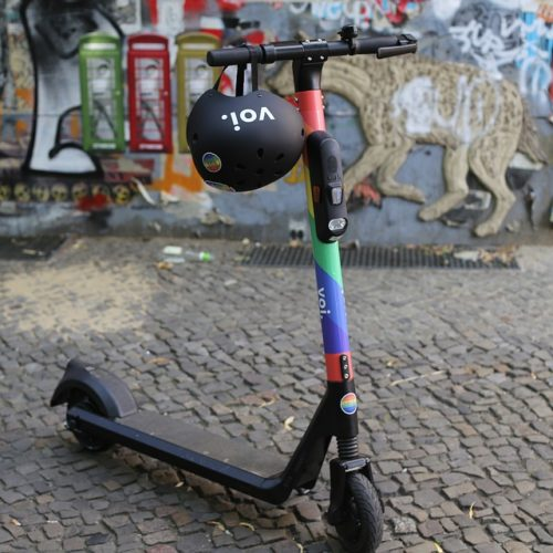 E-Scooter voi