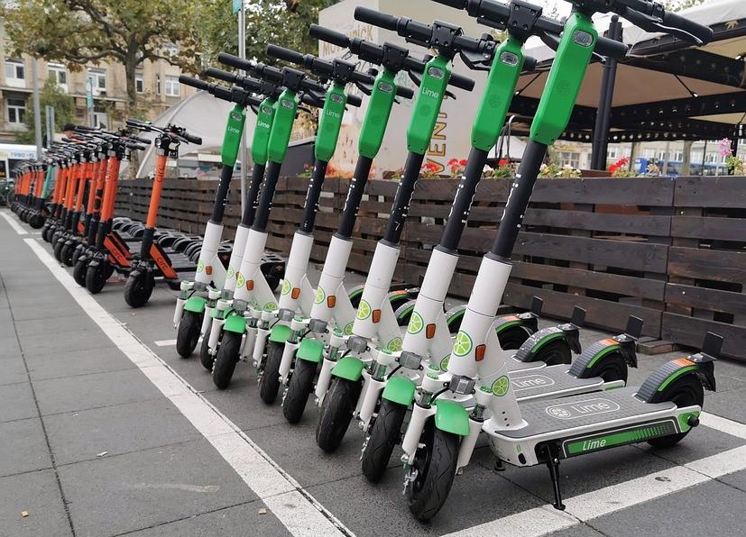Die E-Scooter kommen nach Bremen