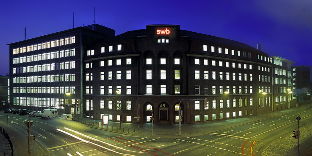 swb Hauptverwaltung in Bremen